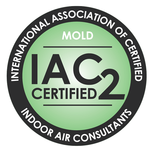 certified mold inspector Edmonton
