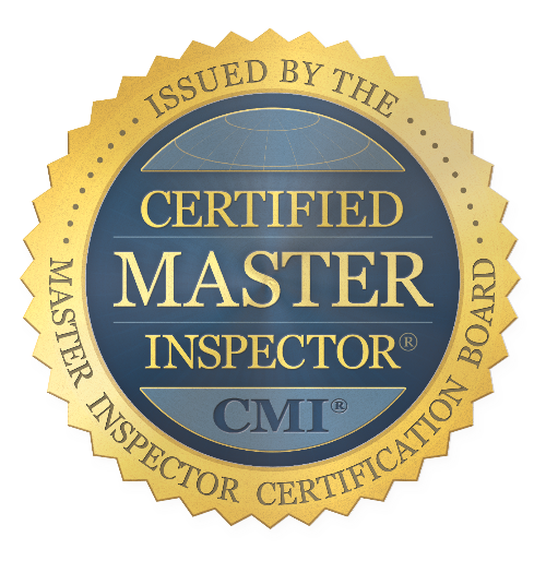 Certified Master Inspector - Edmonton Home Inspections